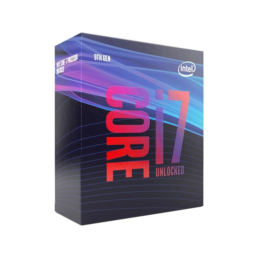 Intel 第9代 Core i7-9700K 八核心處理器《代理商貨》 product image 1
