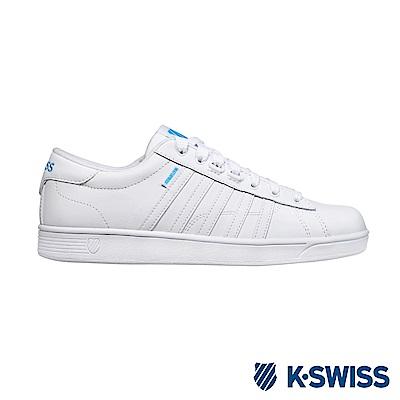 K-swiss Hoke CMF WP防水系列 休閒運動鞋-男-白