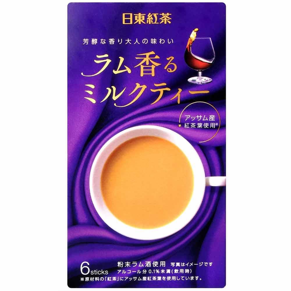 日東紅茶 日東奶茶-萊姆風味 (72g)
