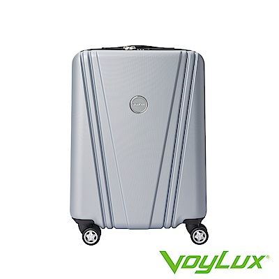VoyLux伯勒仕-VITALITY系列V型21吋硬殼登機箱-灰色 3788108