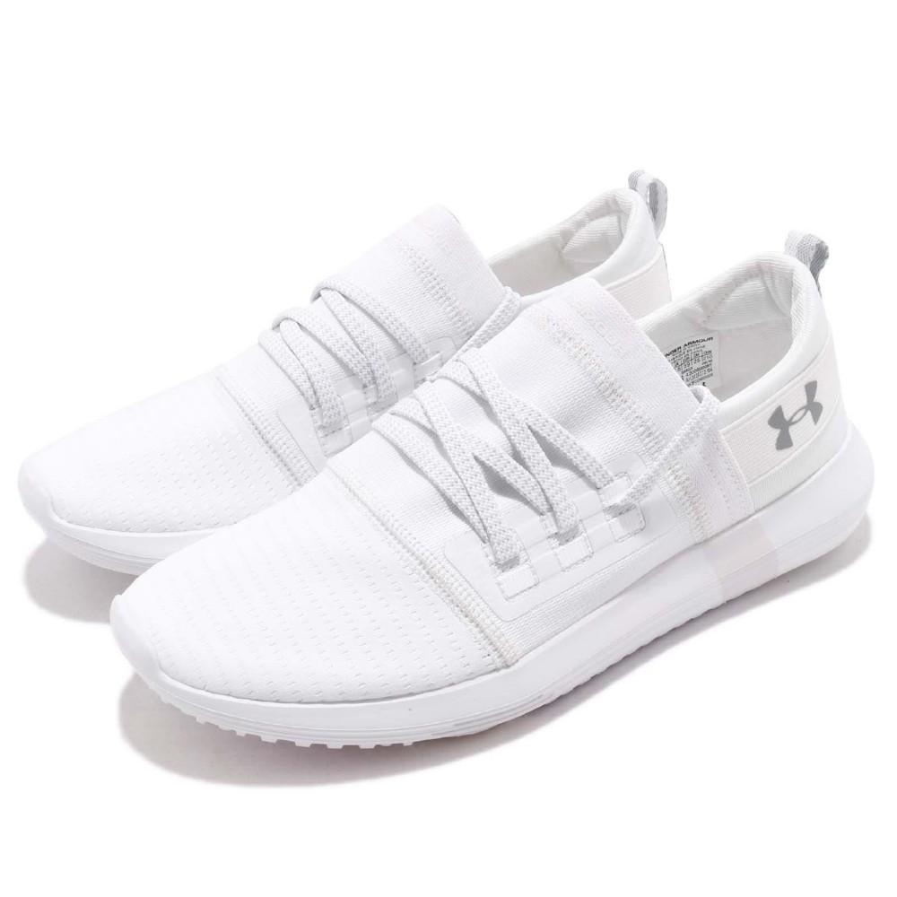 UA 休閒鞋 Vibe 低筒 運動 女鞋