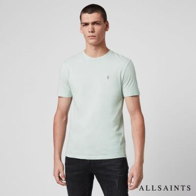 ALLSAINTS TONIC BRACE TONIC 純棉短袖T恤-薄荷淺淺綠