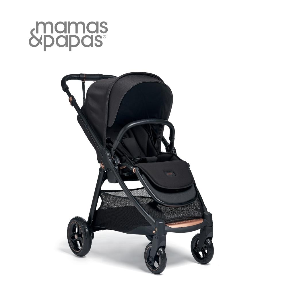 Mamas&Papas 穿山甲雙向手推車XT3(古銅黑)