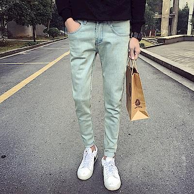 BuyGlasses Slim顯瘦感淺色牛仔褲
