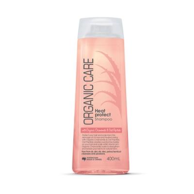 (即期品)澳洲Natures Organics 植粹熱保護洗髮精400mlX4入