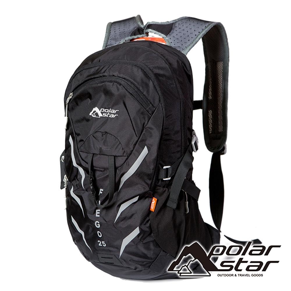 【PolarStar】休閒背包 25L『黑』P20805