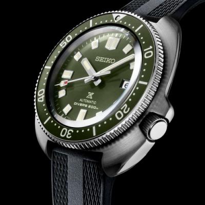 SEIKO Prospex DIVER 200米 1970復刻機械錶(SPB153J1)6R35-00T0G