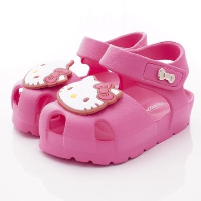 HelloKitty童鞋 輕量護趾涼鞋款 EI19286桃紅(小童段)
