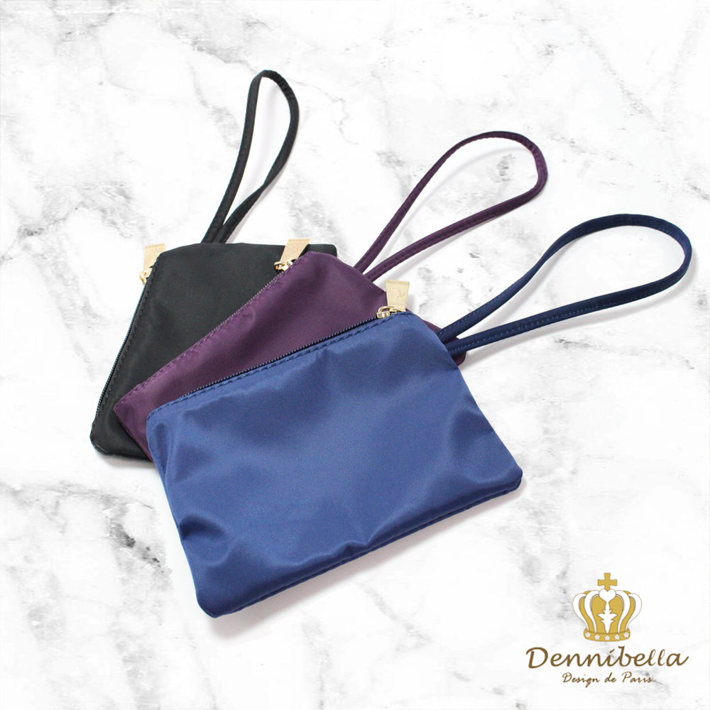 Dennibella 丹妮貝拉-芭蕾女伶系列-手拿/零錢包(共三色)