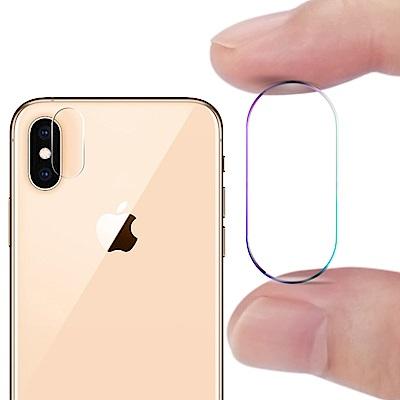 CITY for iPhone Xs Max 玻璃9H鏡頭保護貼精美盒裝 2入一組