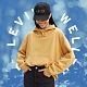 Levis Wellthread環境友善系列 女款口袋帽T棉麻混紡工法 低加工保留布料原始質感 product thumbnail 2