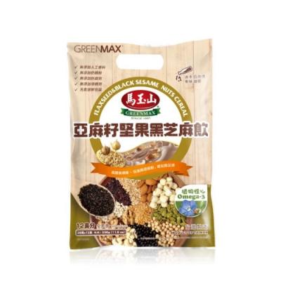 亞麻籽堅果黑芝麻飲28g×12pcs(袋)