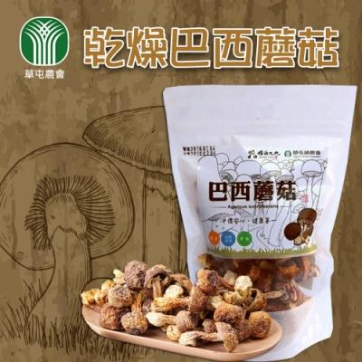 【草屯農會】乾燥巴西蘑菇  (60g / 包  x2包)