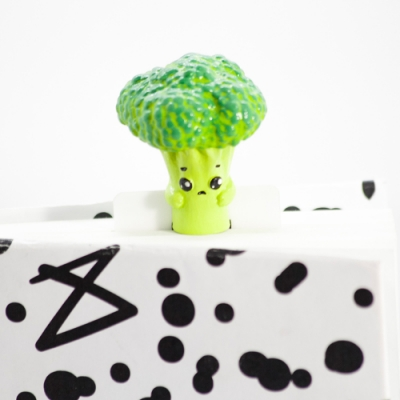 myBookmark手工書籤-清脆花椰菜