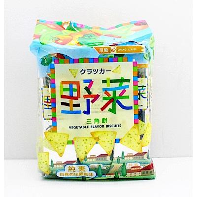 厚毅 野菜三角餅(192g)