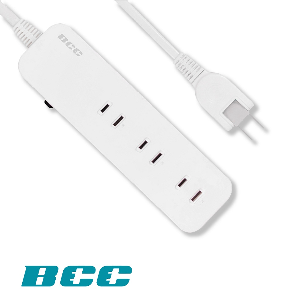 BCC FC125 3插延長線