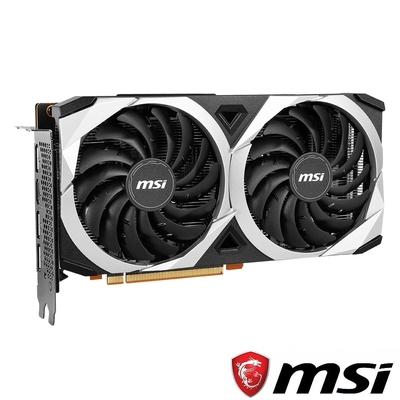 MSI微星 Radeon RX 6600 MECH 2X 8GV1 顯示卡