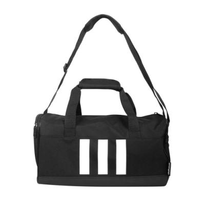 ADIDAS 小型運動健身包-ESSENTIALS 側背包 裝備袋 14L 愛迪達 GE1238 黑白