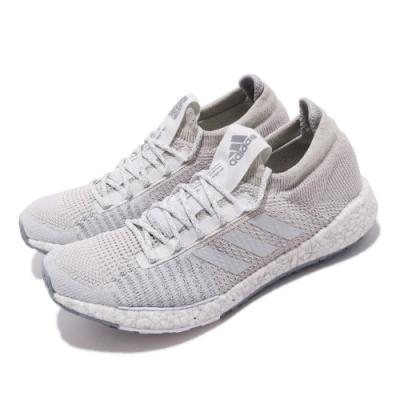 adidas 慢跑鞋 PulseBOOST 襪套 運動 男鞋