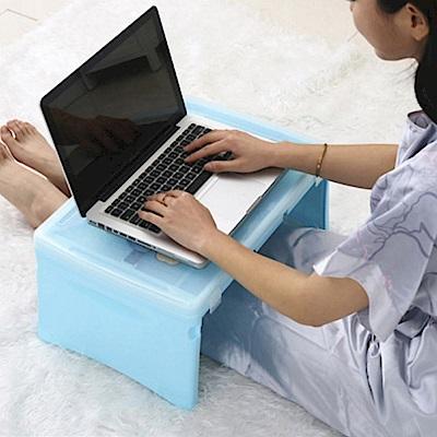 lemonsolo卡通手提行動式收納摺疊桌