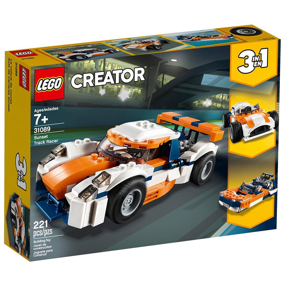 樂高LEGO 創意大師系列 - LT31089 日落賽車