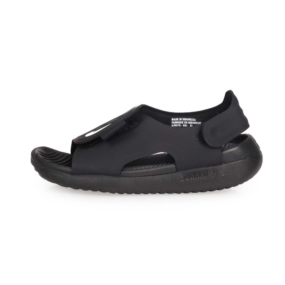NIKE 大童涼鞋 SUNRAY ADJUST 5GS/PS 黑白