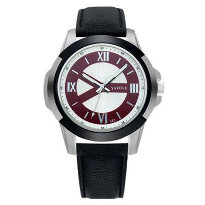 YAZOLE 亞卓倫383-品質生活-簡約經典商務時刻手錶