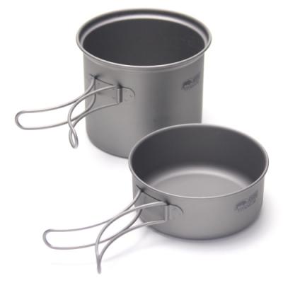 犀牛 Rhino 鈦合金鍋(0.75L)