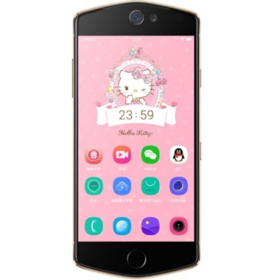 meitu美圖 M8s (4G/128G) 5.2吋 Hello Kitty 限量版