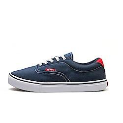 【ZEPRO】男子PD Walker系列簡約時尚休閒鞋-深海藍