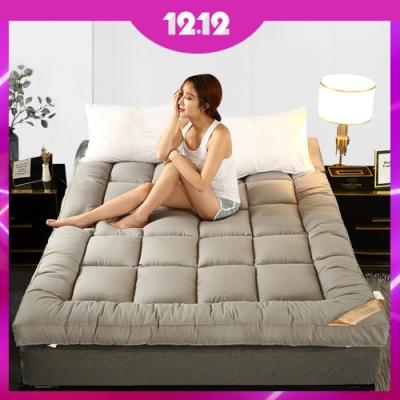 (限時下殺)單/雙/大均價 加厚10CM特級棉柔床墊-多色可選