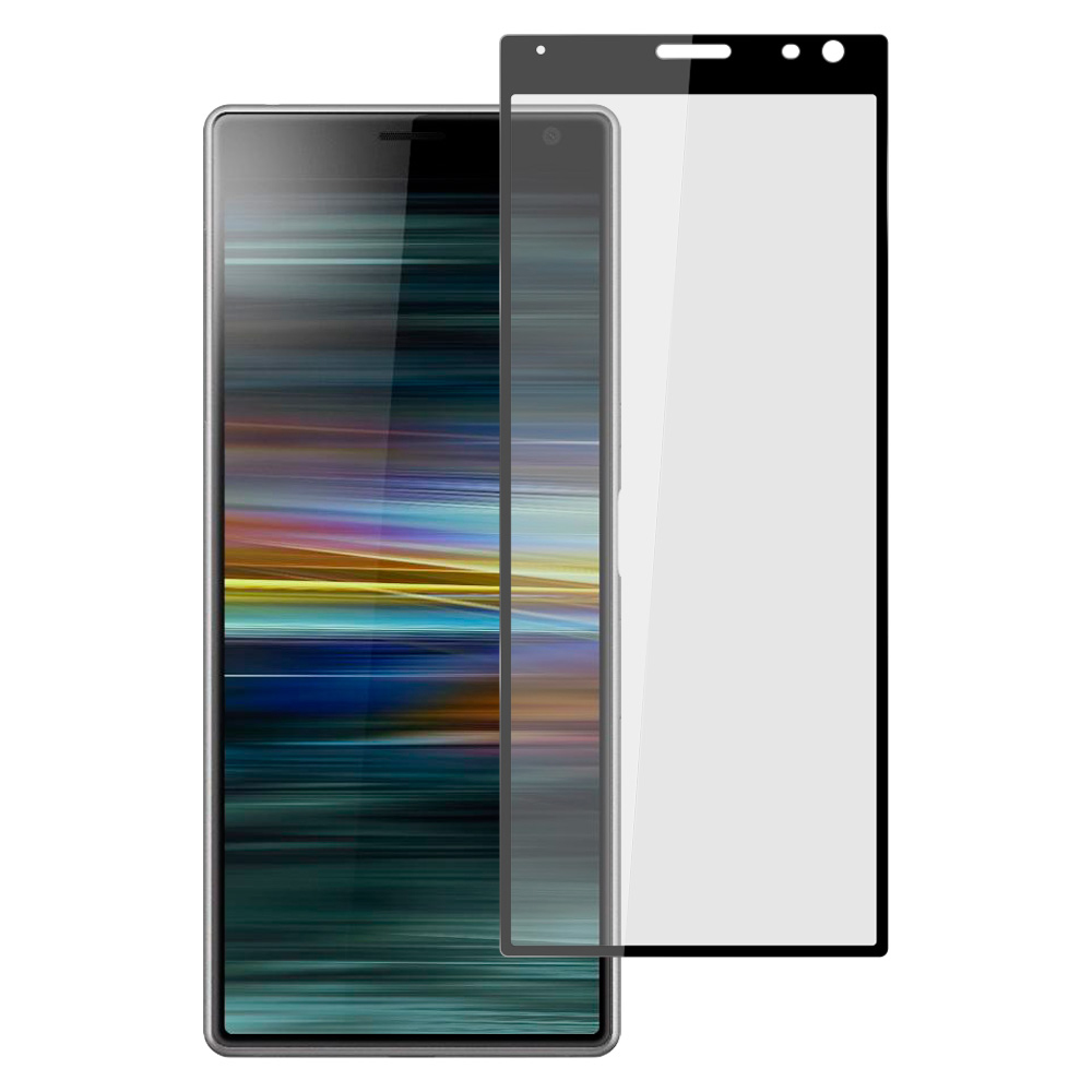 【Ayss】索尼SONY Xperia 10 Plus滿版手機玻璃保護貼/鋼化玻璃膜/滿版