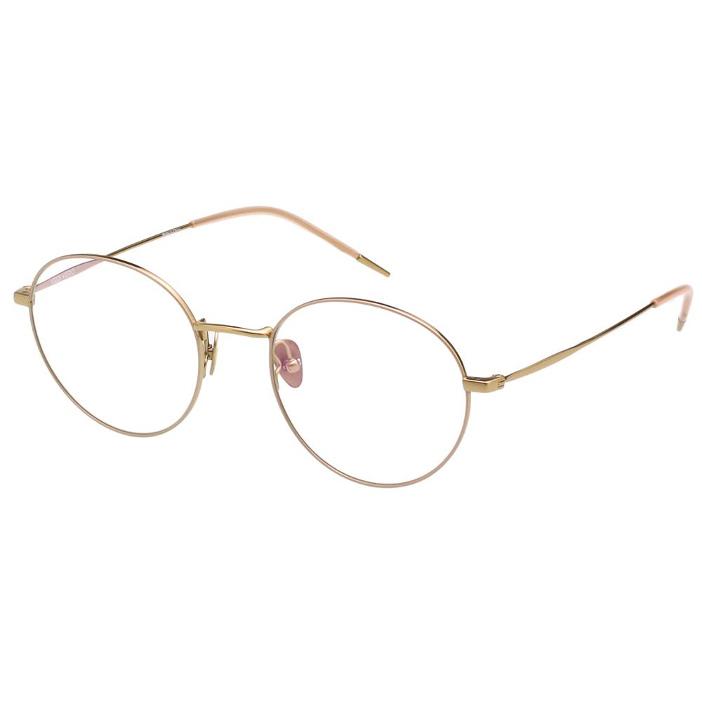 VEDI VERO β鈦 光學眼鏡 (外裸內金色)