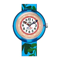 FlikFlak 兒童錶 AMAZOONIA 亞馬遜叢林手錶