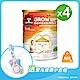 桂格 三益菌成長奶粉(825g x4罐)特價組 product thumbnail 1