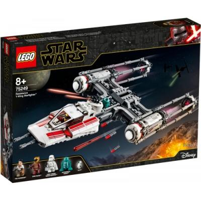 樂高LEGO 星際大戰系列 - LT75249 Resistance Y-Wing