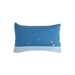 YVONNE COLLECTION 貓頭鷹星星枕套- 中藍
