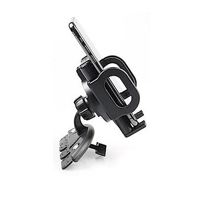 WIDE VIEW 一鍵開收CD口專用手機架(GX-01)-快