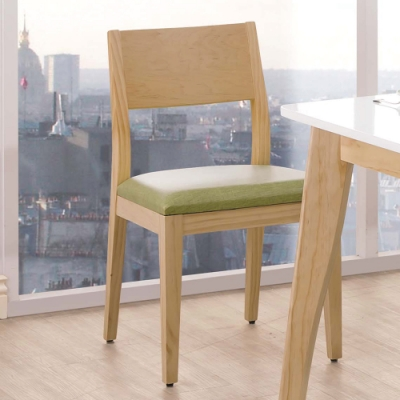 H&D 喬伊原木餐椅