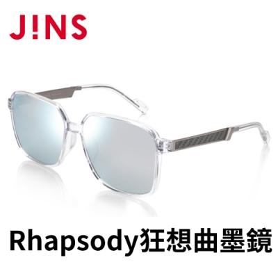 JINS Rhapsody 狂想曲BLACK ADVENTURE墨鏡(AMRF21S041)透明