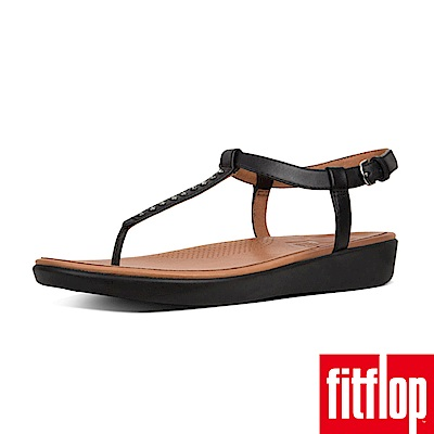 FitFlop TIAR夾腳涼鞋黑色