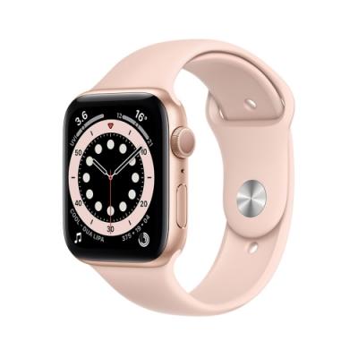 Apple Watch S6 44mm (GPS)鋁金屬錶殼配運動錶帶