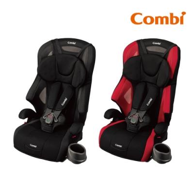 回饋5%超贈點【Combi】Joytrip S 2-12歲成長型汽車安全座椅 炫目紅/洗練黑