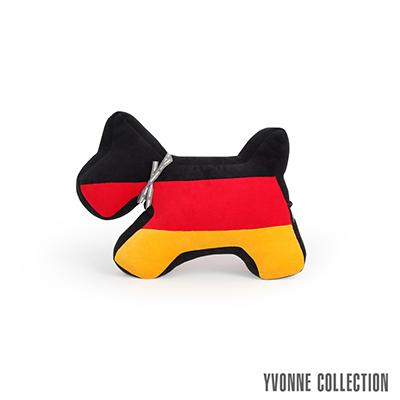 Yvonne Collection德國立體狗抱枕