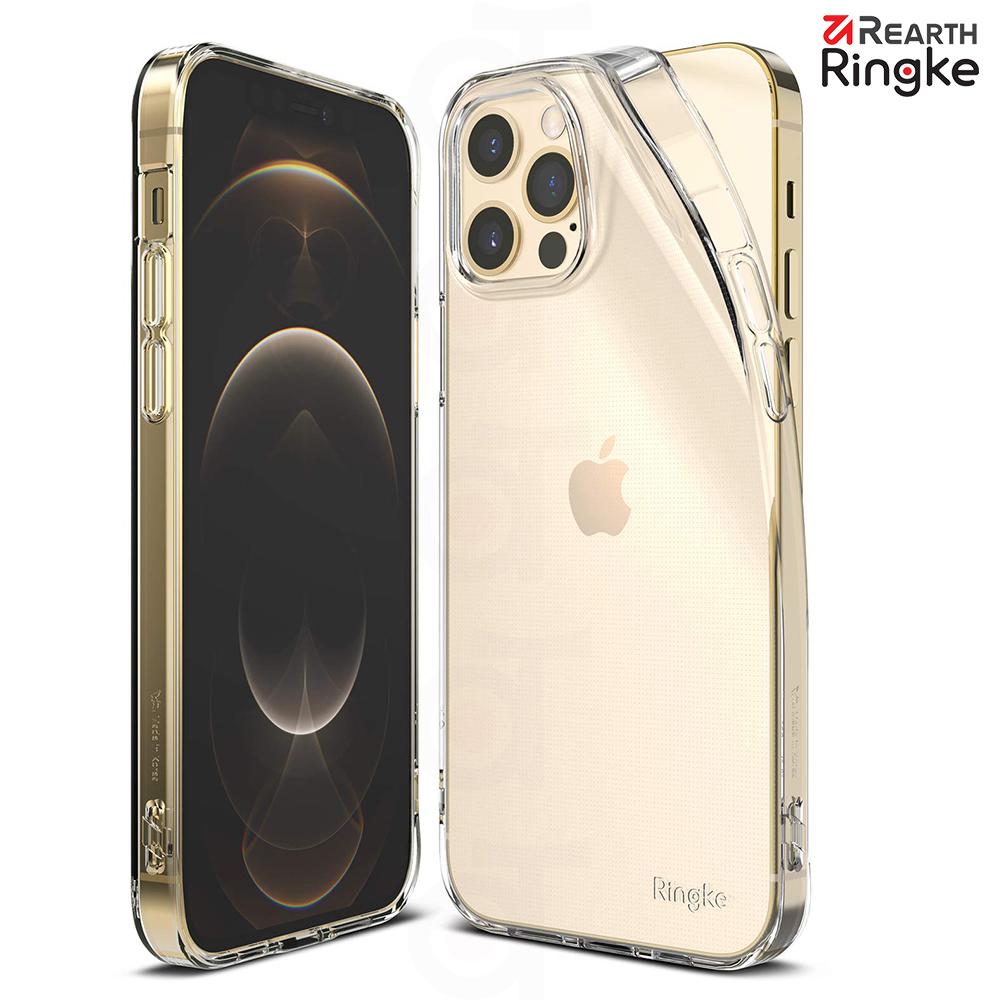 【Ringke】Rearth iPhone 12 Pro Max [Air] 纖薄吸震軟質手機殼