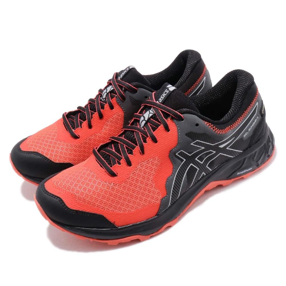 Asics 慢跑鞋 Gel Sonoma 4 GTX 男鞋