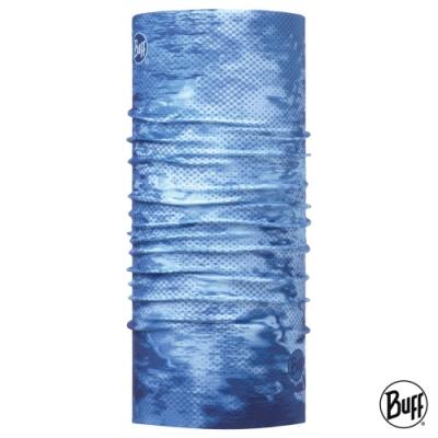【西班牙BUFF】Coolnet抗UV頭巾-藍水海軍