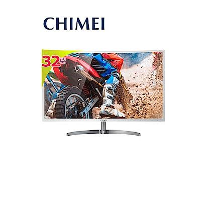 CHIMEI 奇美32吋曲面螢幕ML-32C10F