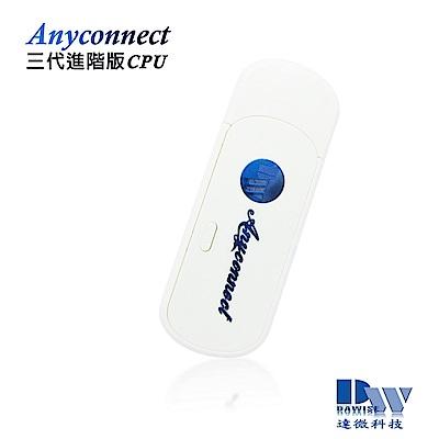 【三代WD06】Anyconnect高清畫質 無線影音鏡像器(送3大好禮)