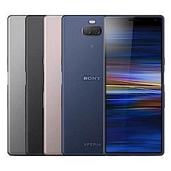 SONY Xperia 10 (4G/64G) 6吋超極寬螢幕智慧手機
